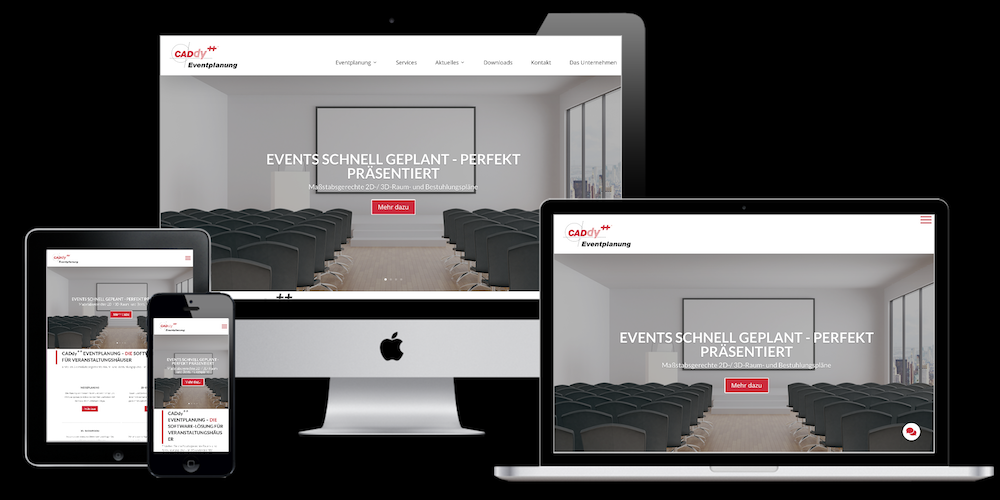 CADdy++ Eventplanung